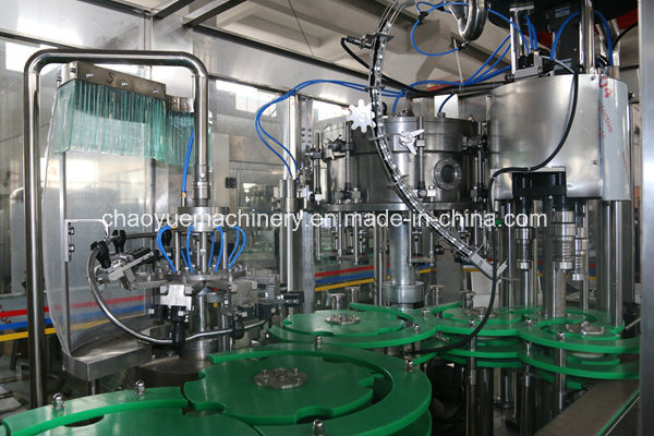 Small Capacity Beverage Drinks Filling Equipment Line