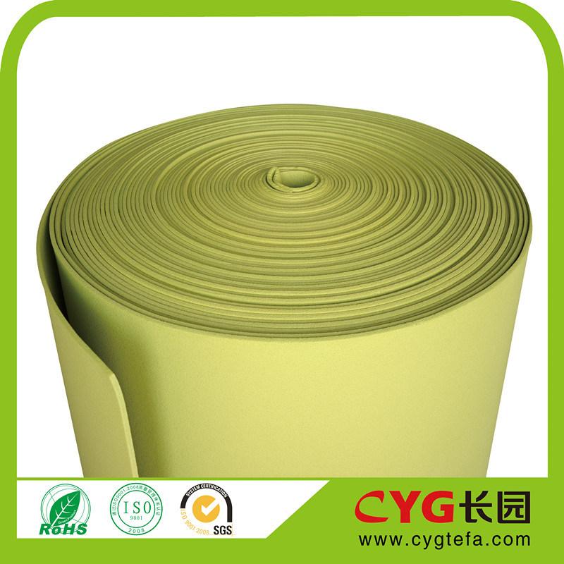 Heat Insulation Materials Cheap PE Foam Rubber Sheet