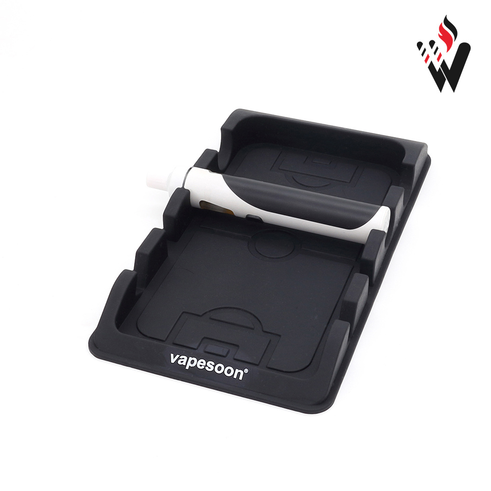 Car Center Console Silicone Mat for Phone Car Holder, Cell Phone Holder