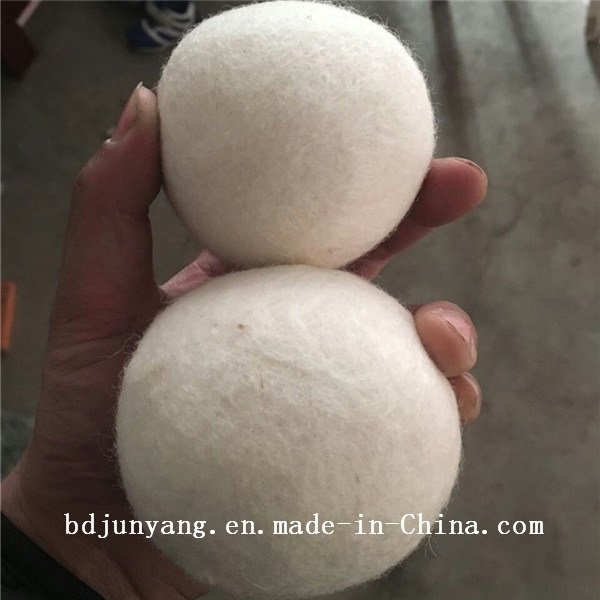 Wool Dryer Ball, Natural Fabric Softener, Wash Ball