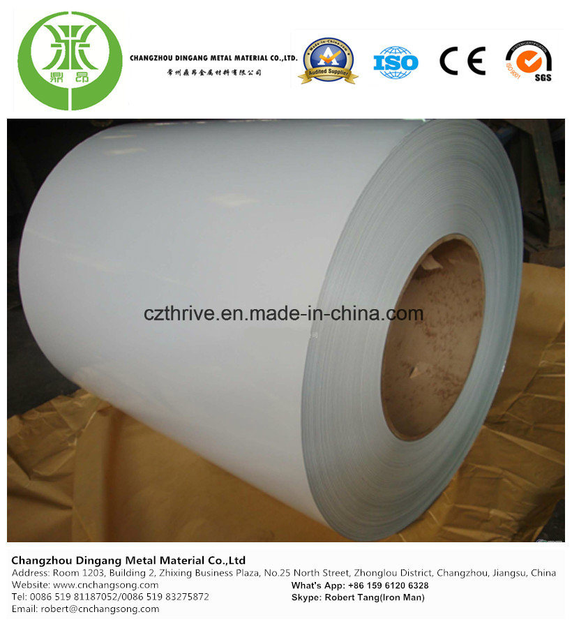 AA3003 H24&H26 Color Coated (Prepainted) Aluminum for Punched Plate