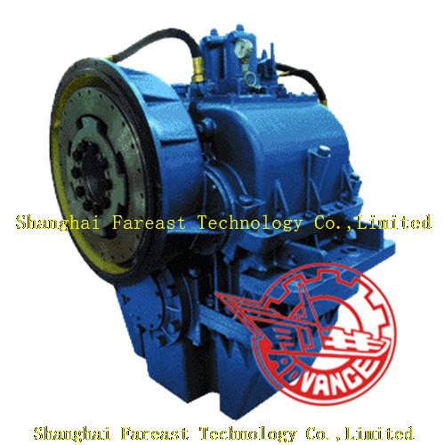 Hangzhou Advanced Hc1000/Hct1100/Hct1200/Hct1400/Hct1600/Hct2000 Marine Reduction Transmisision Gearbox