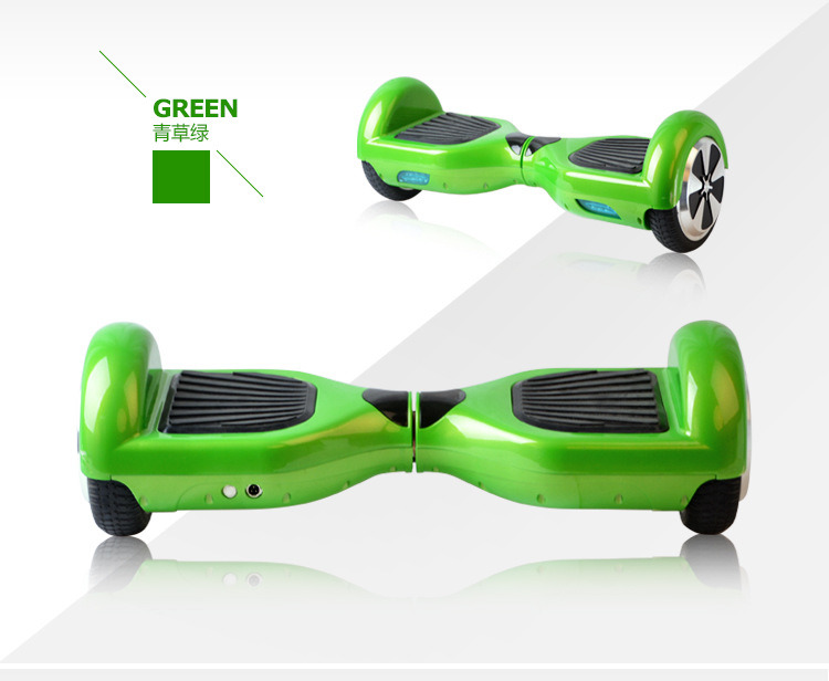 6.5inch 4.4ah Battery 350W Moto Ce RoHS Two Wheel Scooter
