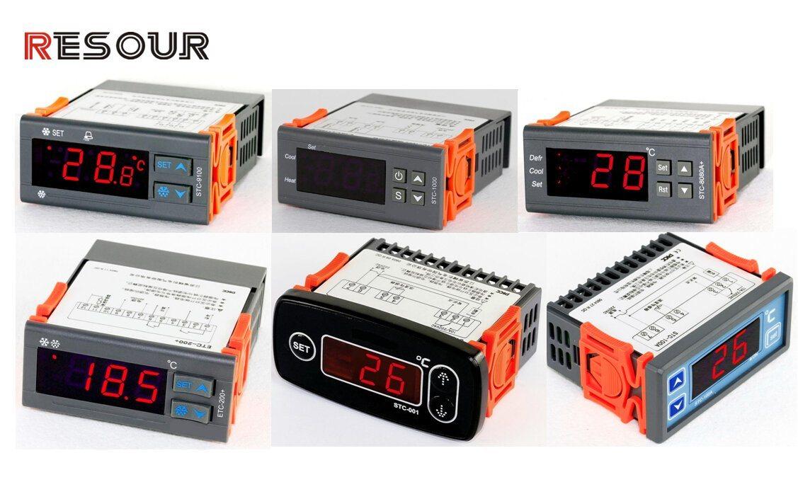 Temperature Controller, Refrigerator Temperature Controller, Stc-9100/Stc-9200/Stc-1000