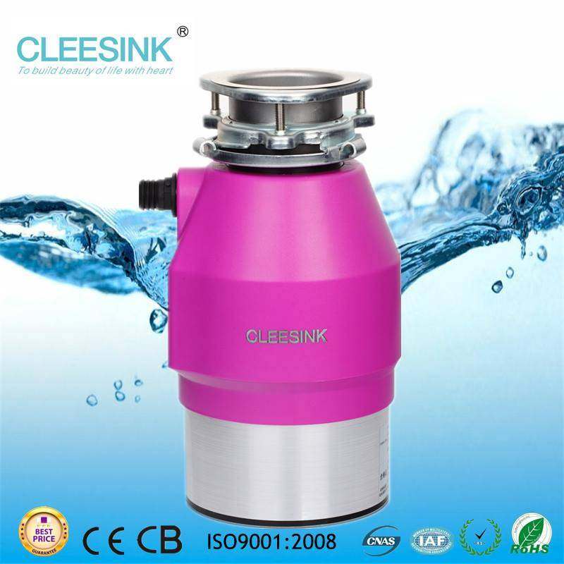 Stailess Steel Feeding Mouth for Food Garbage Disposal