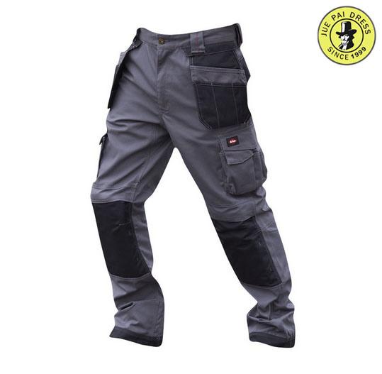 Factory Custom Heavy Duty Men Work Pants