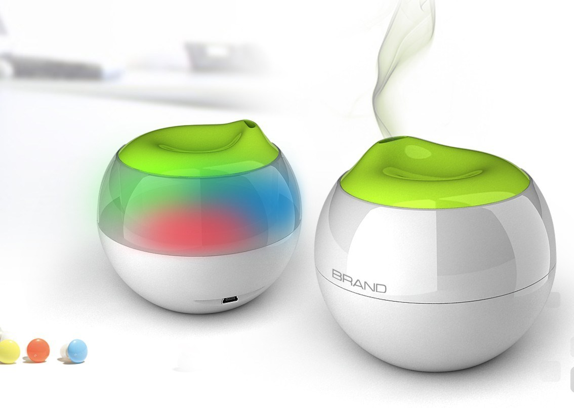 Humidifier with LED Light (CJ 612) China Usb Humidifier Humidifier #89BA11