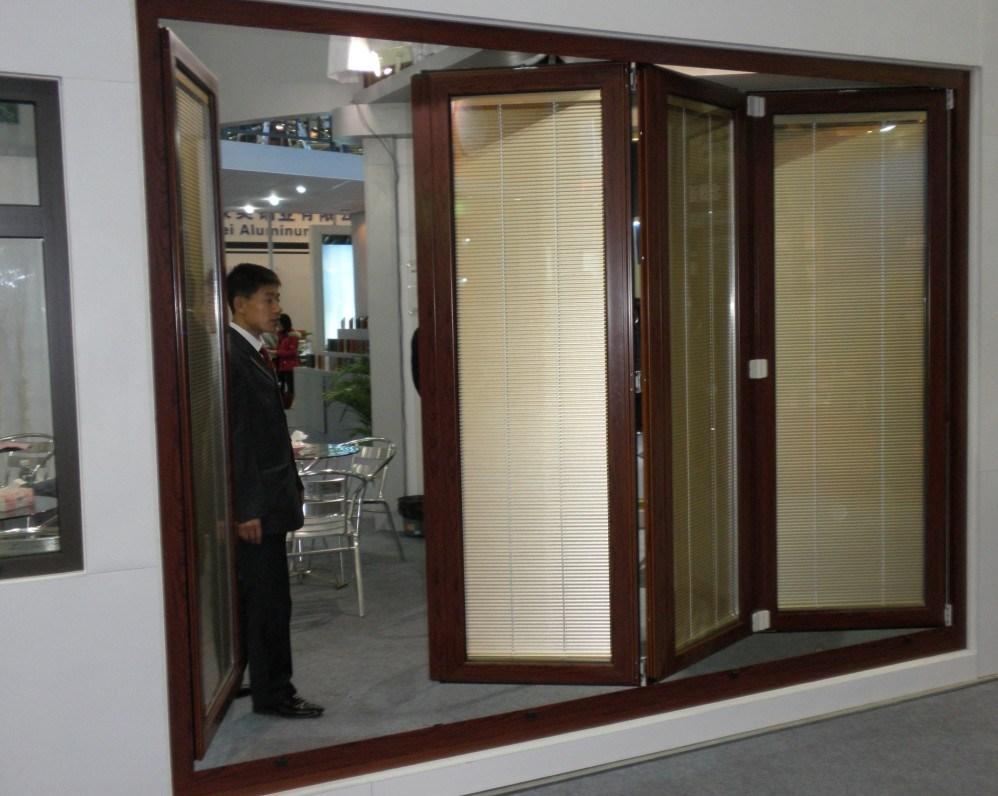China Aluminum Folding Door Photos Pictures Made In