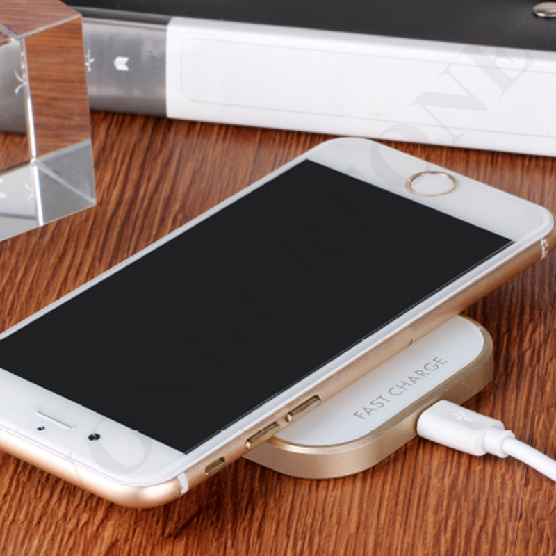 Wireless Charger for Samsung and iPhone with Fast Charging 2.5ah