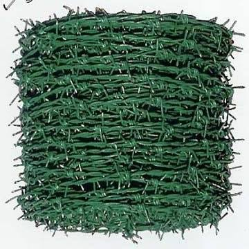 Powder Coated Barbed Wire (all colors)