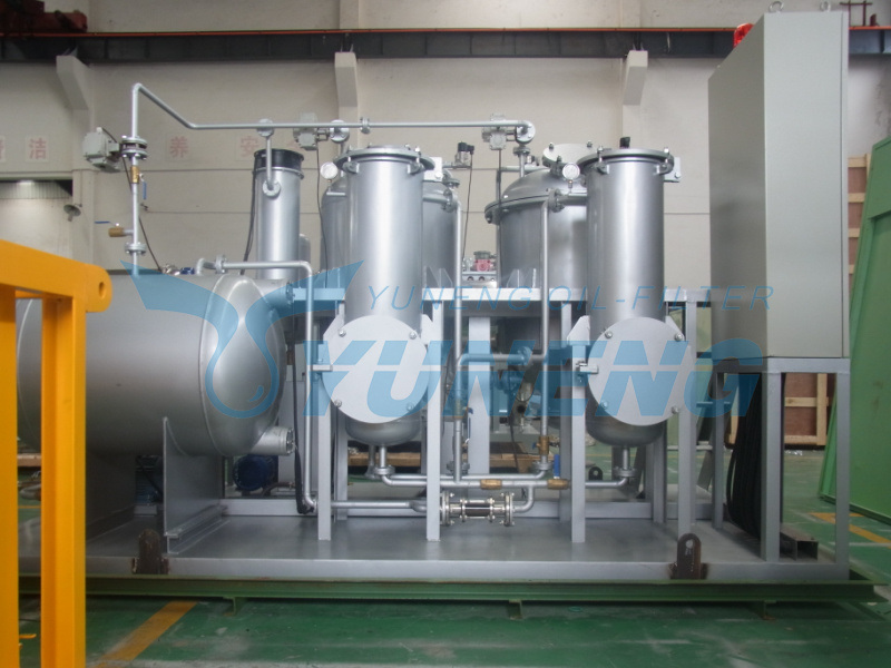 Waste Tire Oil Recycling Machine for Decolorization
