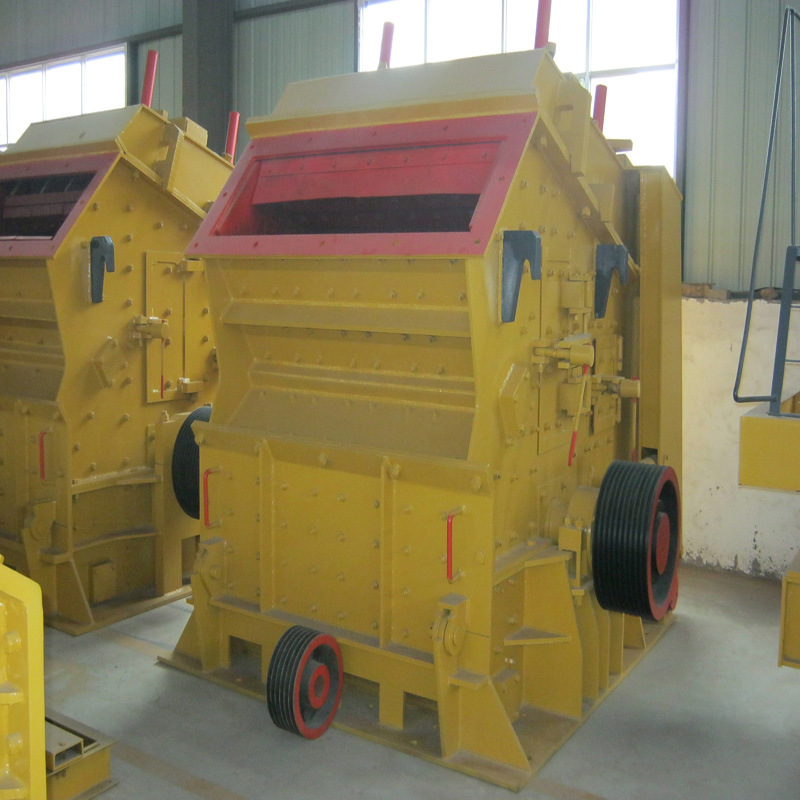 High Quality Limestone/River Stone Impact Crusher, Stone Crusher Machine