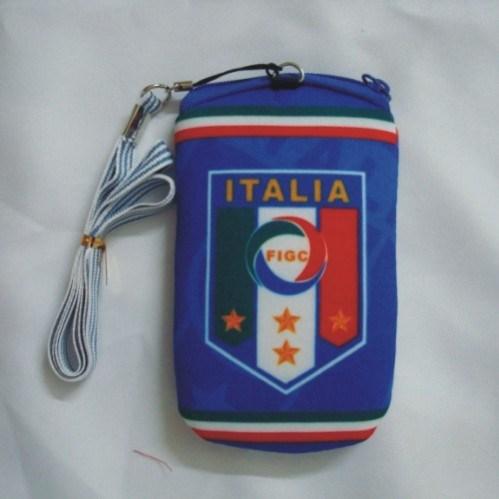 China Italy Football Team Mobile Phone Bag - China Italy, mobile phone ...