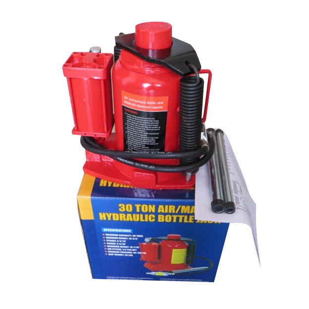 30ton Air Hydraulic Bottle Jack / Pneumatic Jack
