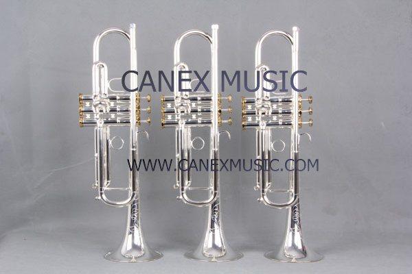 Bb Key High Grade Trumpet TR-800S