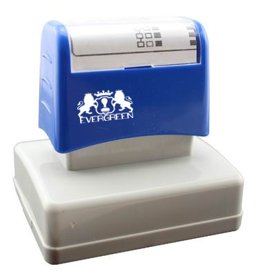 Dual Foam Pre Inked Stamp F6685