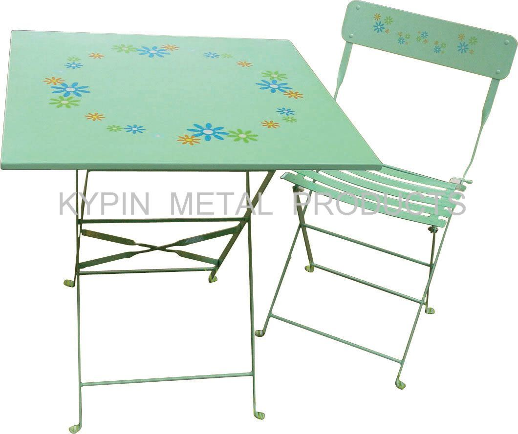 Outdoor Metal Furniture CB 102 CB 103 China Outdoor