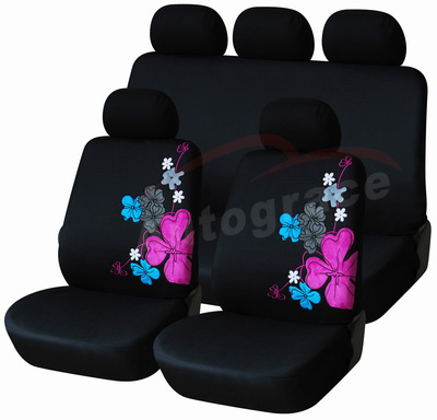 China Hawaii Flower Car Seat Cover AG S255