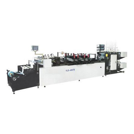 High-Speed Paper/Plastic Bag-Making Machine for Medical Products (YLD-400TB)
