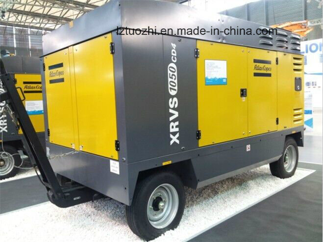 Atlas Copco 1060cfm Portable Air Compressor