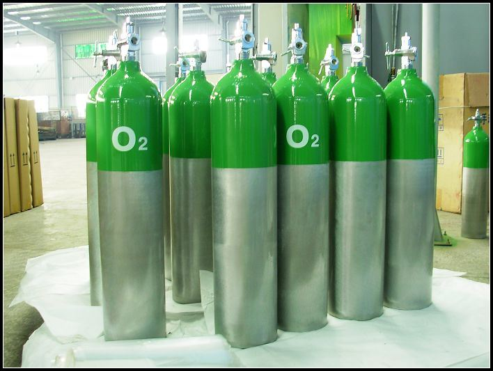 how to use oxygen cylinder