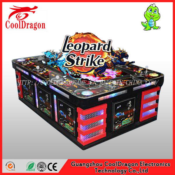 Ocean King 2 Thunder Dragon Casino Game Fish Hunter Arcade Game Machine