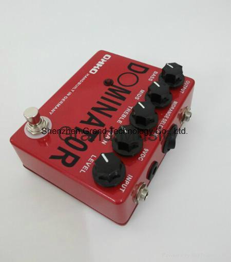 Handmade Guitar Pedal / Okko Dominator Guitar Effect Pedal (JF-64)