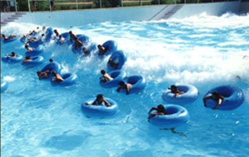 China Wave Machine For Swimming Pool China Amusement Park Equipment Outdoor Equipment