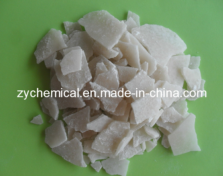 Hot Sales! White Flakes 46% Min, Magnesium Chloride, Industrial Grade, Enviromental Snow Melting Agent