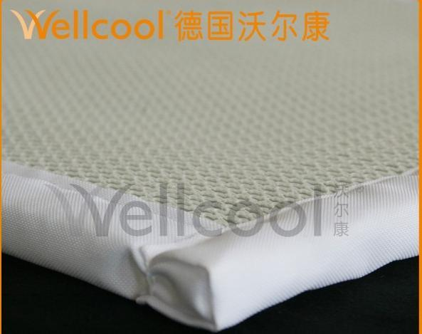 China mattress breathable 3d spacer fabric sf0520 for 3d space fabric