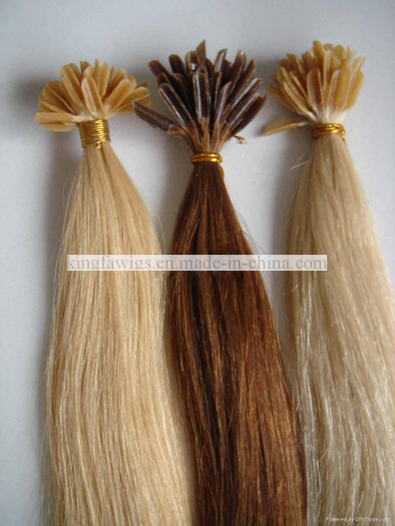 Bonded Extension Hair 22