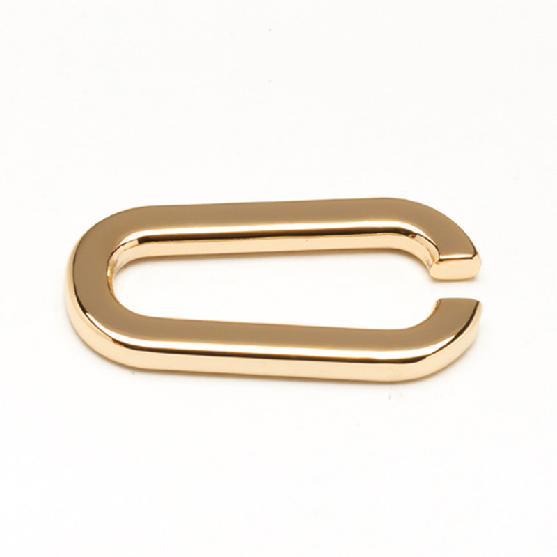Customised Rose Gold Fashion Metal Buckle for Bags, Shoes