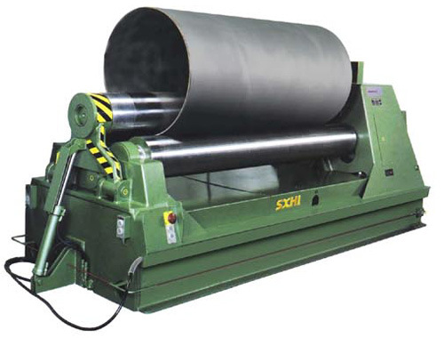 sheet rolling machine