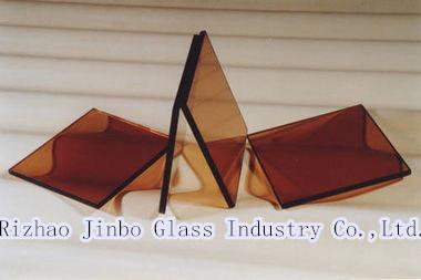 Reflective Glass/Coated Glass 4mm, 5mm, 6mm, 8mm. 10mm (JINBO)