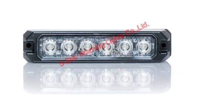 Gen 5th Technology R65 3W LED Lighthead Warning Lights