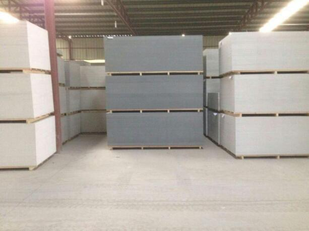 Gypsum Board Sheathing (Fiberglass Insulation Mats)