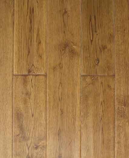 China Oak Flooring Engineered Handscraped China Wood