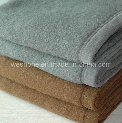 Wool Blanket, 100% Wool Blanket, Blanket Wb-0605fr