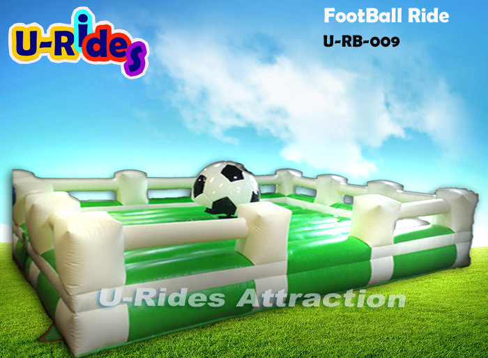 Mechanical Football Bull Rodeo Game