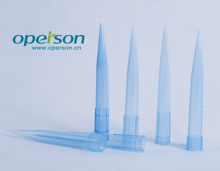 Disposable Pipette Tip with Different Colors
