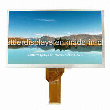 """7"""" WVGA TFT LCD Display with Resistive Touch Panel: ATM0700d8b-T"""