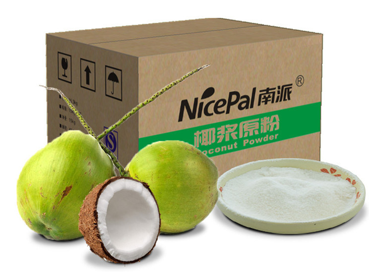 Factory Supply Free Sample 100% Natural Coconut Milk Powder for Healthcare Product