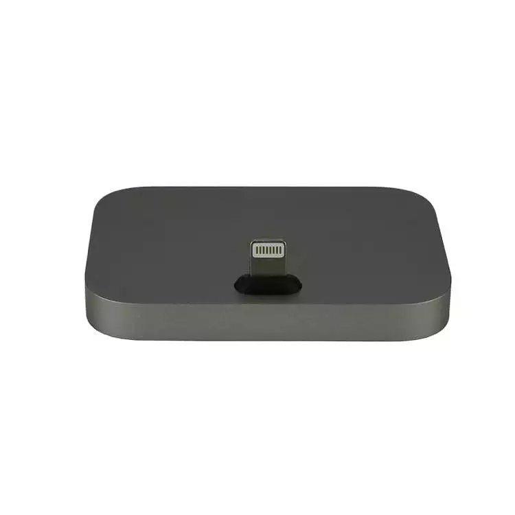2016 Aluminium Alloy USB Charging Cradle for iPhone 6s Plus
