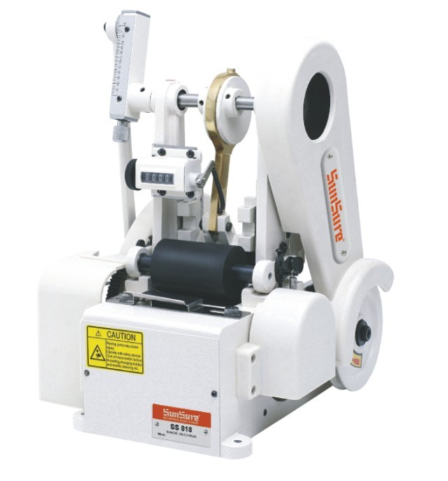 Tape Cutting Machine (round) Sewing Machine