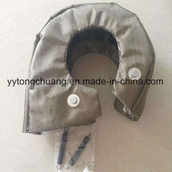 High Performance Automotive T3/T4/T6 Titanium Turbo Blanket Heat Shield