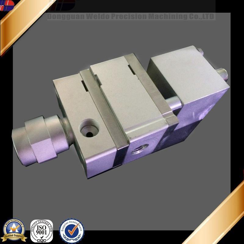 High Quality Aluminum 6061-T6 CNC Milling Machinery Part