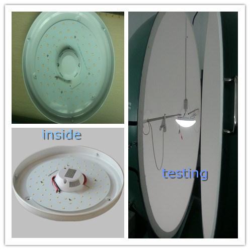 Hot Sale 10W IR Sensor Emergency 12V RV LED Ceiling Lights