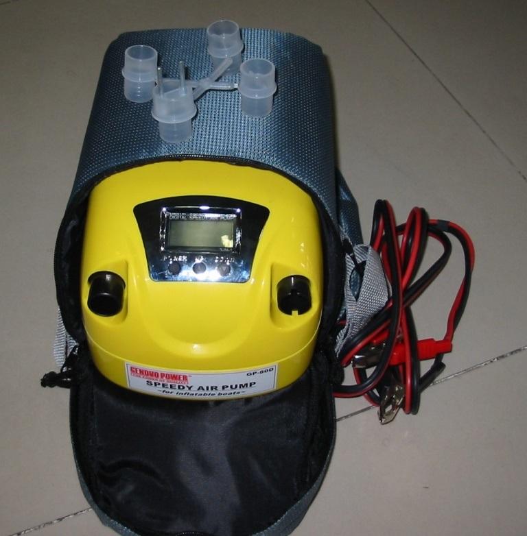 80kpa High Pressure Electric Air Pump for Boat