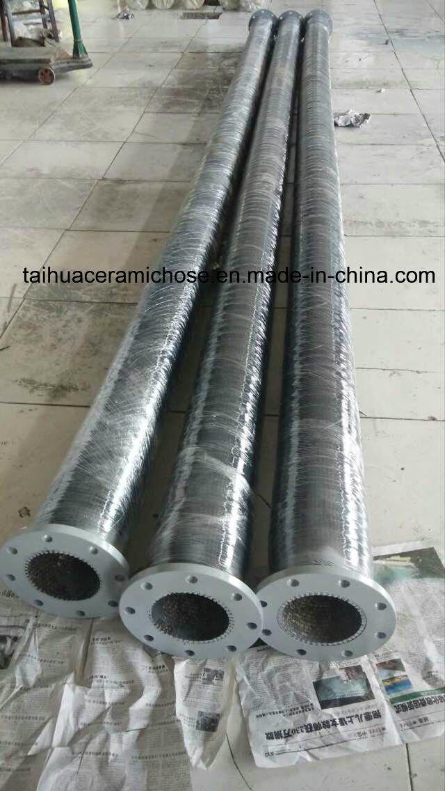 High Abrasion Resistant Ceramic Rubber Hose (TH-1030)