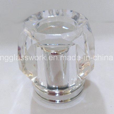 Acrylic Lid Cap Perfume Bottle
